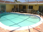 Heated pool.15'x30'