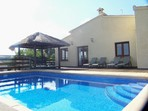 Casa Halcyone and Pool
