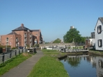 Fantastic canalside location