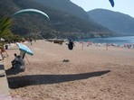 Paragliding at Olu Deniz