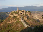 Nearby Civita di Bagnoregio