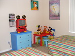 Special Disney Bedroom !