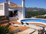 Orba Villa Pool