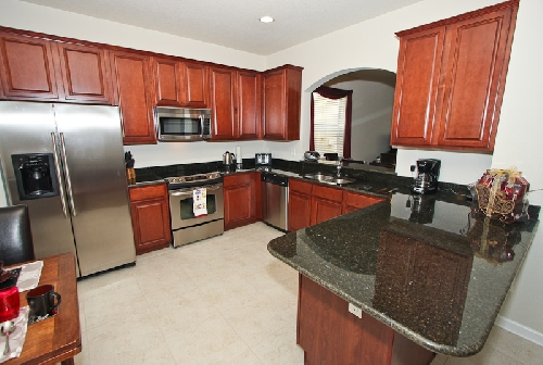 3186.Fully fitted Granite Kitchen.jpg