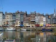 Honfleur's Old Harbour
